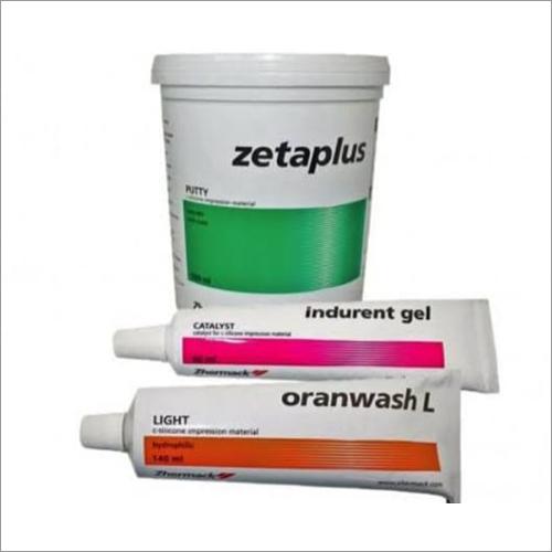 Dental Rubber Base Impression Material