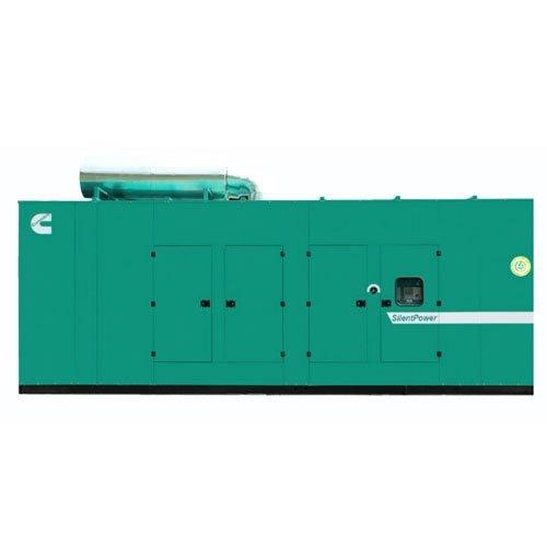 Cummins 910 kVA Three Phase Silent Diesel Generator
