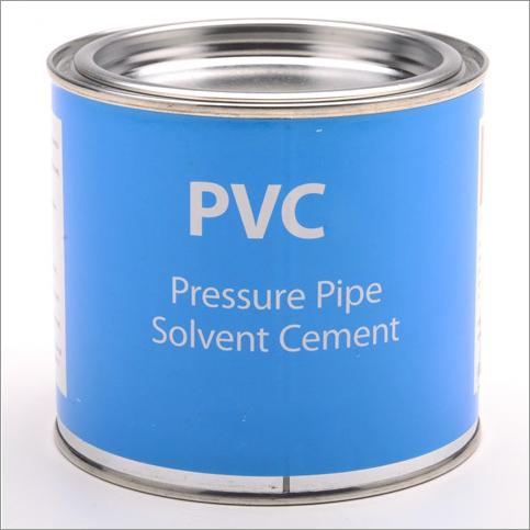 Pvc Pressure Pipe Solvent Cement