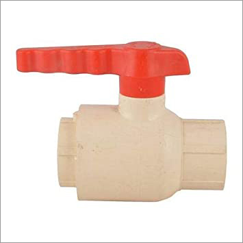 Ball Valve With Two Sided Brass Threaded