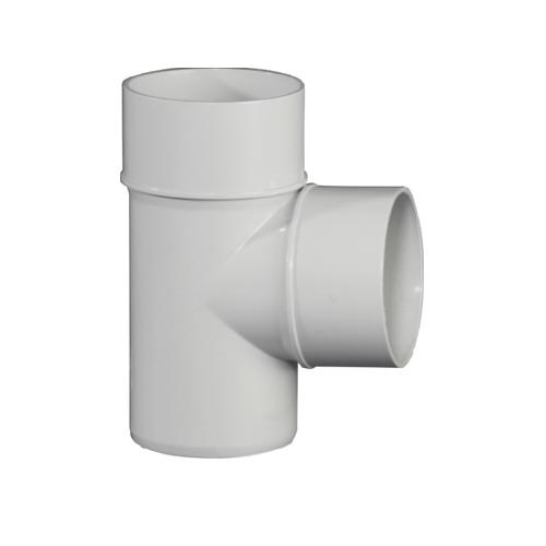 Single Tee Plain Socket