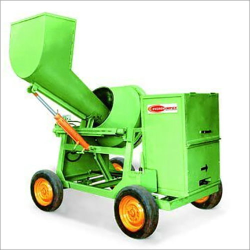 Hydraulic Hopper Type Concrete Mixer