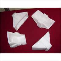 White EPE Foam Corners