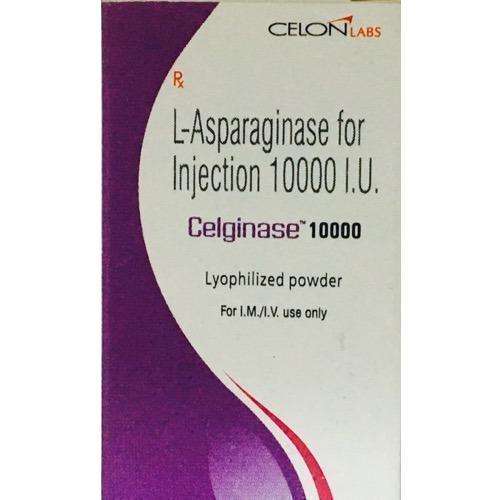 Celginase 10000IU Injection(Asparaginase (10000IU)