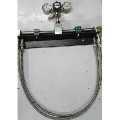 Stainless Steel Oxygen Gas Manifold System