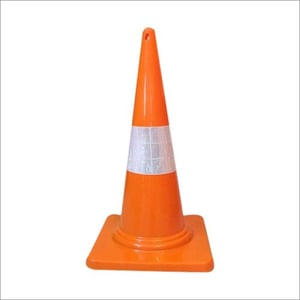 PVC Traffic Road Safety Cone