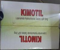 LOPERAMIDE HCL TABLETS 2 MG