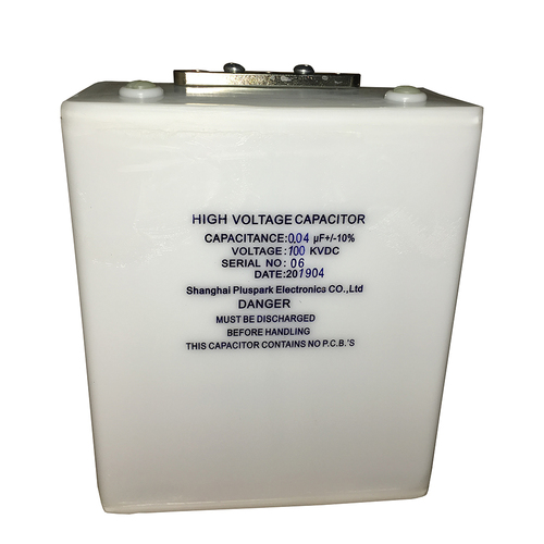 High Voltage Fast Pulse Capacitor 100kV 0.04uF(40nF)