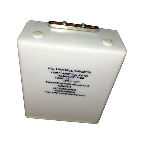 Fast Pulse High Voltage Capacitor 100kV 0.06uF(60nF)