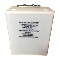 High Voltage Capacitor 100kV 0.08uF(80nF),HV Fast Pulse Capacitor 80nF 100000Vdc