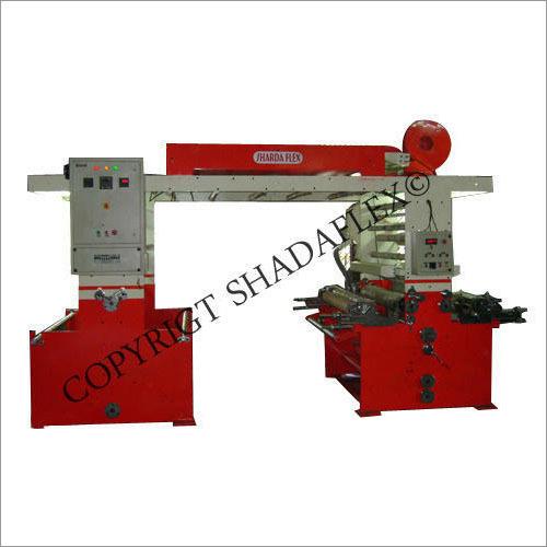 Two Colour Flexographic Printing Machine