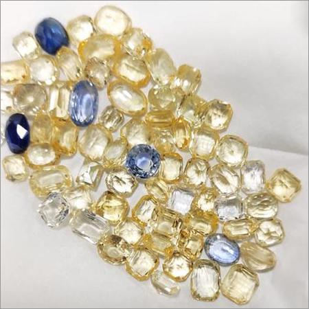 Ceylon Blue And Yellow Sapphire