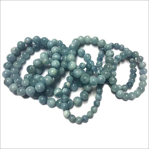 Aquamarine Beads