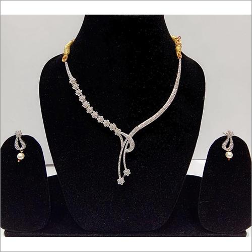 Western Crystal Necklace Set