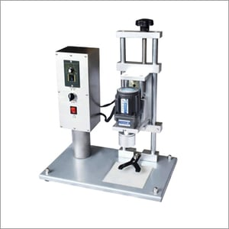 Semiautomatic Desktop Plastic Screw Capping Machine
