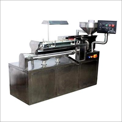 Capsule Polishing And Inspection Machine