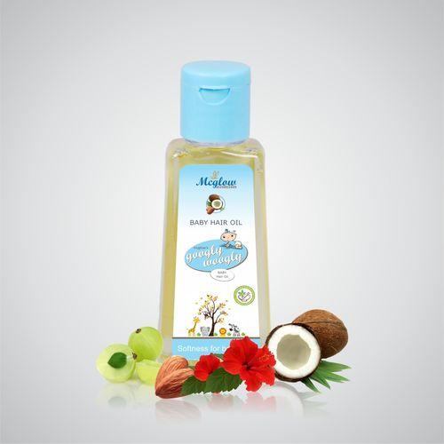 Herbal Baby Hair Oil