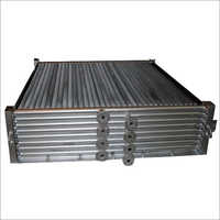Folding Heat Exchanger