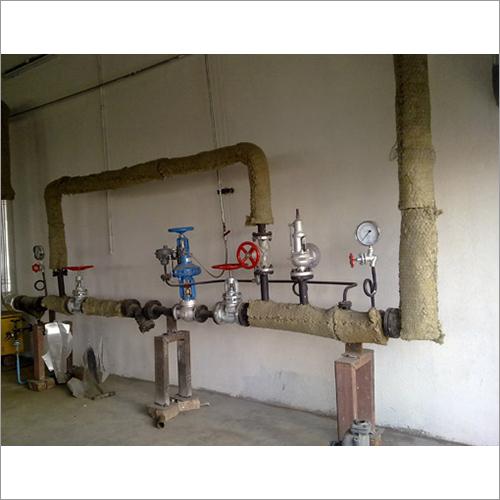 Industrial Pressure Reducing Station