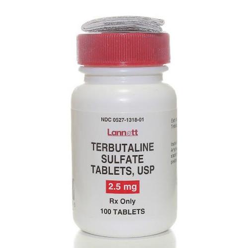 Terbutaline Sulfate Tablets