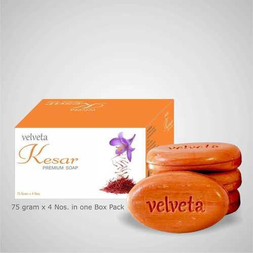 Herbal Herbal Keshar Soap Goti