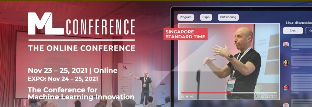 Machine Learning Conference Singapore 2021