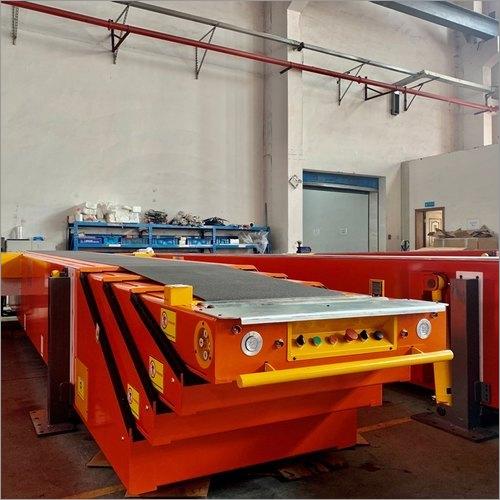 Industrial Telescopic Conveyor System