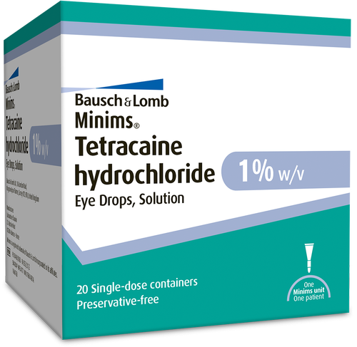 Tetracaine Hydrochloride Eye Drop