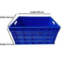 Crate Sch Blue 650 X 450 X 315 1000000652