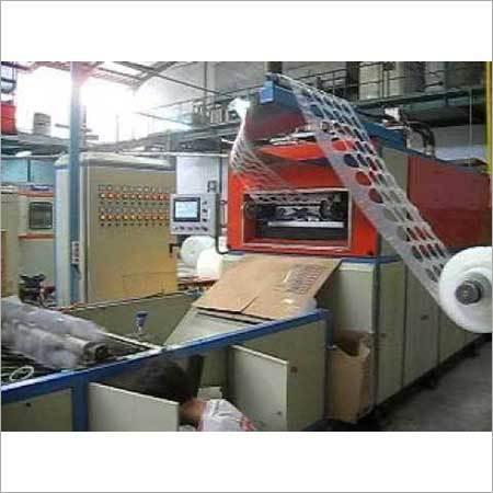Electric Plastic Glass Making Machine