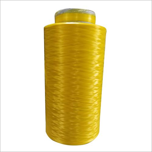 Yellow PP Multifilament Yarn