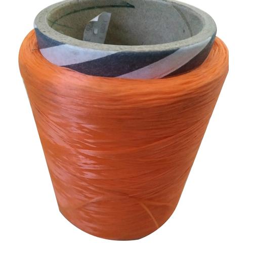 Orange PP Multifilament Yarn