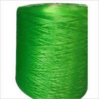 Green PP Multifilament Yarn