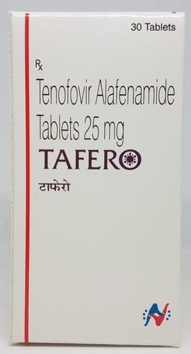 TAFERO 25 MG TABLETS