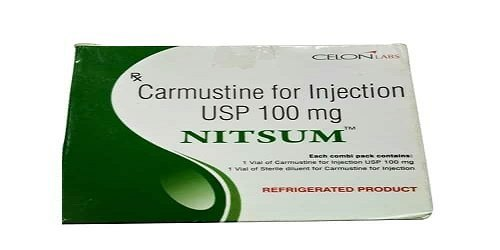 Nitsum 100mg Injection (Carmustine (100mg)