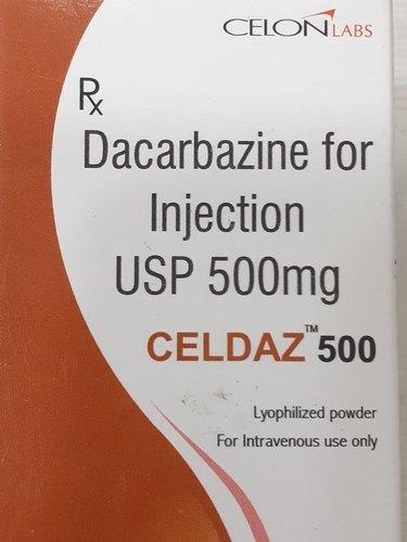 Celdaz 500 Injection (Dacarbazine (500mg)