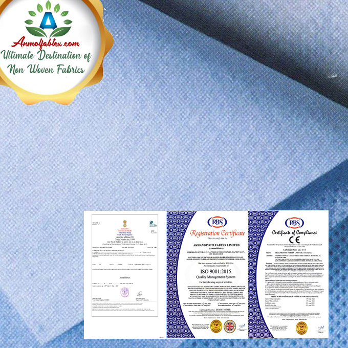 HIGH QUALITY 100% POLYPROPYLENE BED COVER SHEETS SMS NON WOVEN MATERIAL FABRIC