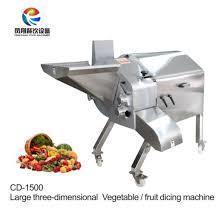 Vegetable/Fruit Dicing Machine