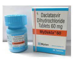 Mydekla 60 Tablet (Daclatasvir (60mg)