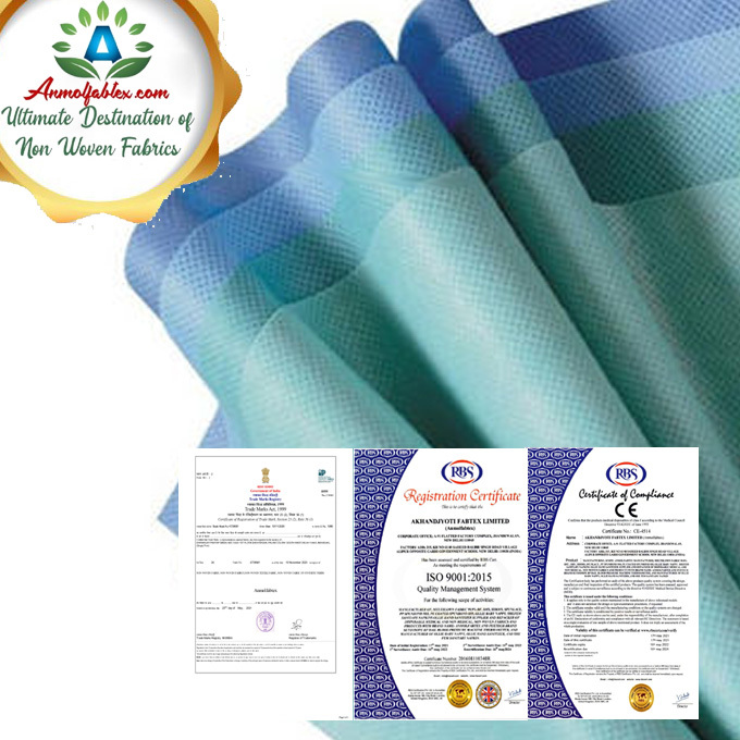 SMS NON WOVEN MEDICAL – GOWNS, COVERALLS, MASK AND OTHER HOSPITAL DISPOSABLES, SMS NONWOVEN FABRIC FOR BABY DIAPER.