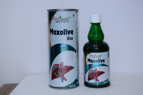 Herbal Liver Care Syrup 500Ml