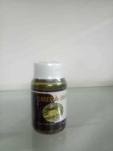 Omega 3 6 9 Softgel Capsule