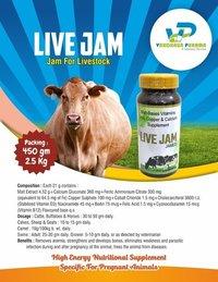 JAM FOR LIVESTOCK