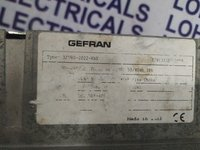 GEFRAN INVERTER DRIVE ADV80-2022-KBX
