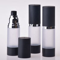 Airless Bottle 15/30/50 Gold Color Airless Bottle