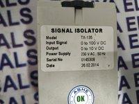 ASHE SIGNAL ISOLATOR & TRANSDUCERS TX-135