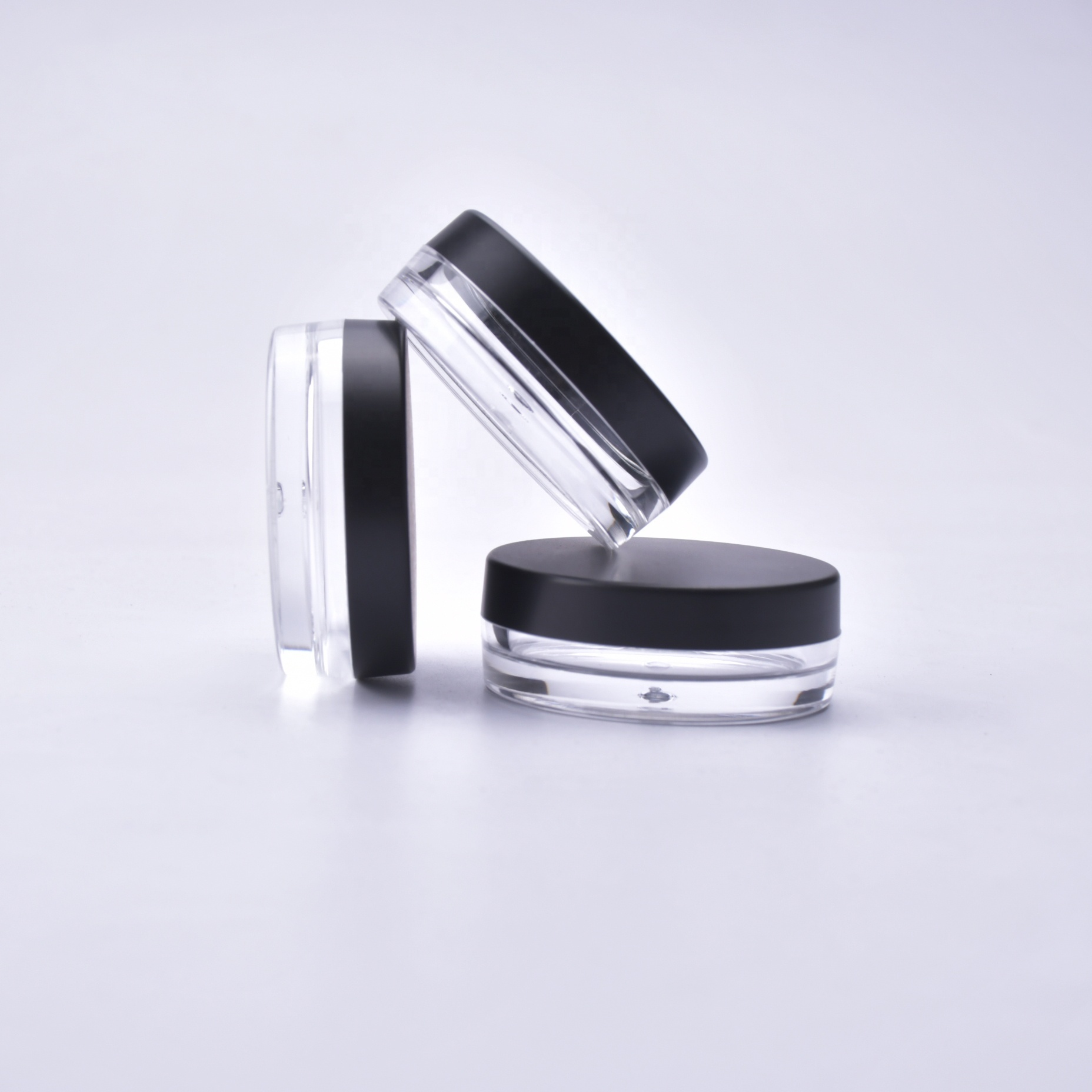 New powder jar without Sifter 10g Cosmetic jars
