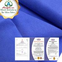 DISPOSABLE WATERPROOF NON-WOVEN FABRIC CLOTH, 95% POLYPROPYLENE FABRIC