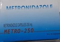 METRONIDAZOLE CAPSULES