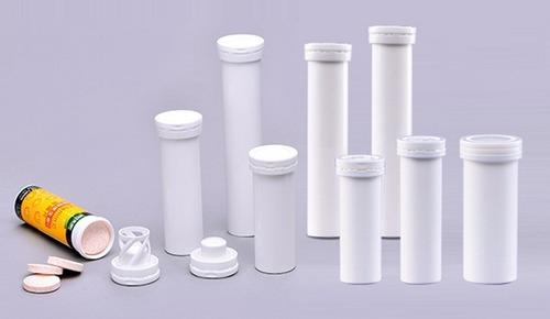 Effervescent Tablet Packaging Tube
